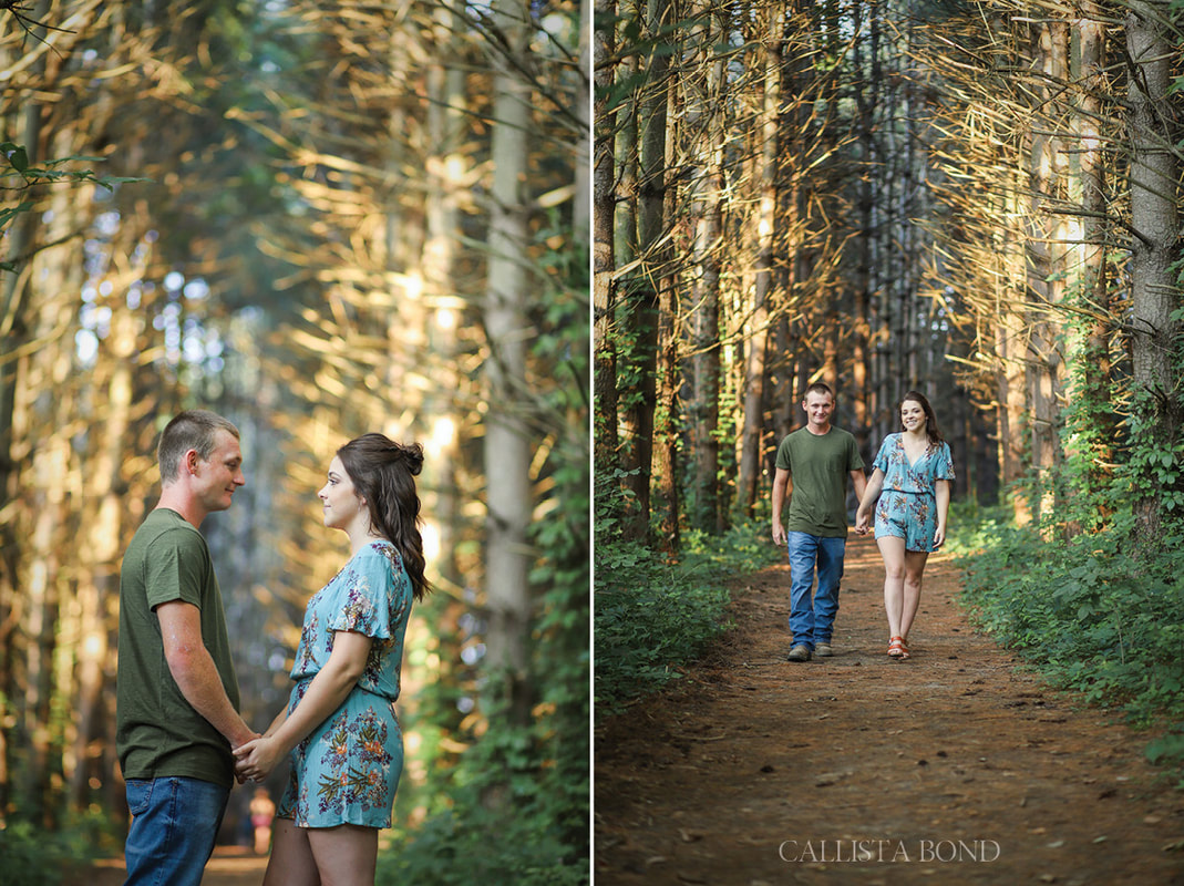 Callista Bond Photography, Kansas City Photographer, Wedding Photographer, Weddings, Engagement Photographer, Engagement Photography, Wedding Photography, Kansas City Wedding Photographer, Kansas City, Burr Oak Woods, Blue Springs, Rustic, Woodland, Engagement